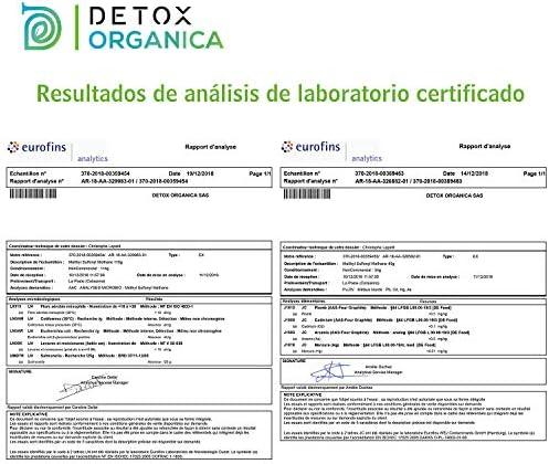 Detox Organica 5HTP 200 mg-180 Cápsulas de Alta Dosificación   5 ...