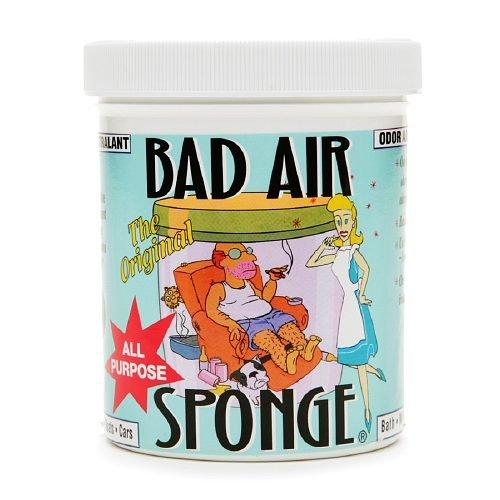 Bad Air Sponge All Purpose Odor Neutralant 1 ea(Pack of 5)