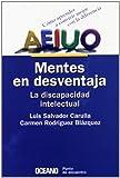 Mentes en Desventaja (Disadvantaged Minds), Luis Salvador Carulla and Carmen Rodriguez, 8449417791