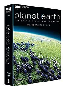 Amazon Com Planet Earth The Complete Collection 5 Dvd
