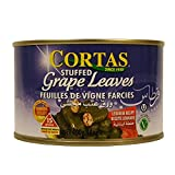 Cortas Stuffed Grape Leaves 14oz (pack of 3)