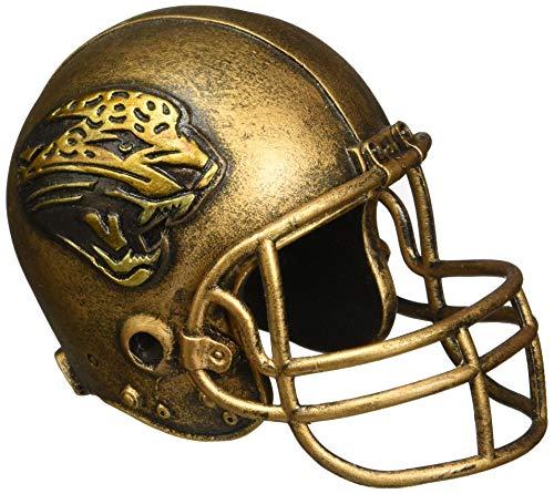 Resin Jacksonville Jaguars Football - NFL Jacksonville Jaguars Desktop Helmet Statue