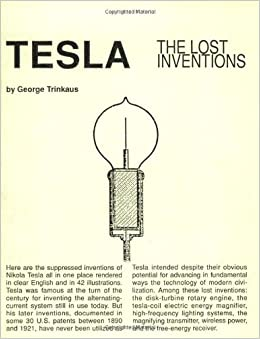 Tesla : The Lost Inventions