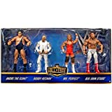 WWE Hall of Fame Exclusive 4-Pack Set / Heenan Family / Andre The Giant, Bobby, Mr Perfect, Big John Studd