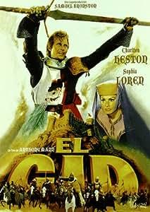 El Cid (Edición especial 25 aniversario) [DVD]