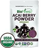 Best Acai Berries - Biofinest Acai Berry Juice Powder - 100% Pure Review
