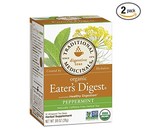 Traditional Medicinals Organic Eaters Digest product image