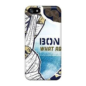 AnnaDubois Iphone 5/5s Perfect Hard Phone Covers Allow Personal Design Vivid Bon Jovi Image [ckH16683TOSE]