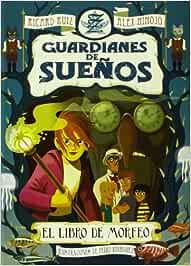El Libro De Morfeo: 1 (Guardianes del sueño): Amazon.es