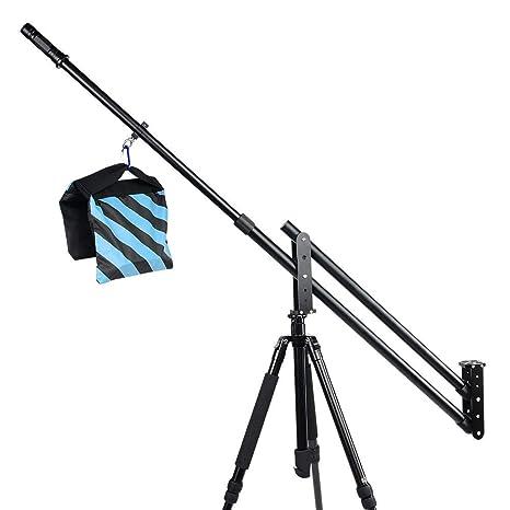 Amazon com: Vbestlife Camera Boom Crane, Mini Jib Crane