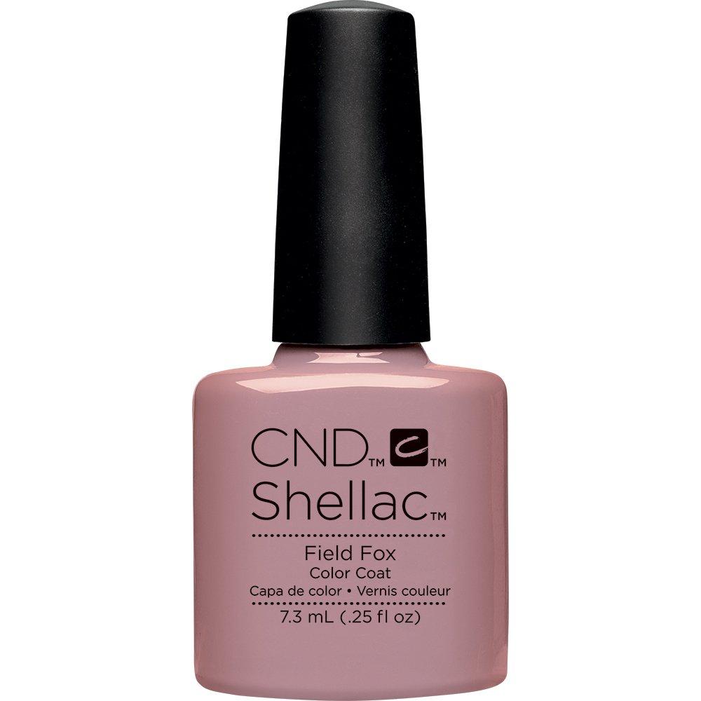 Amazon.com: CND Shellac Nail Polish, Wildfire, 0.25 Fl. Oz