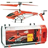 5 ch rc helicopter - model king RC helicopter indoor RC helicopter 3.5ch (Red)