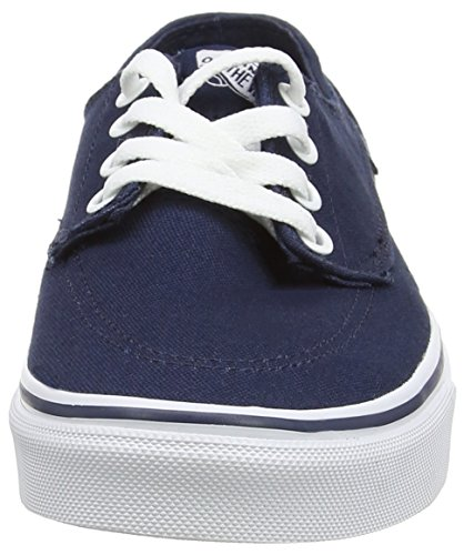 true Bleu Baskets Brigata Blues White Mixte Vans Adulte dress Basses v6Ofvw8q