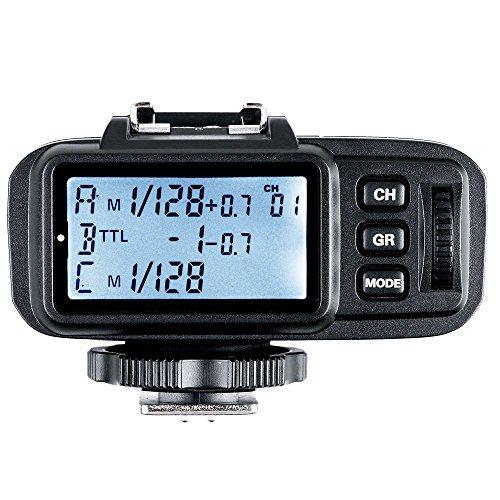Godox X1T-N 2.4G i-TTL Wireless LCD Flash Transmitter for Nikon Camera (X1T-N) by Godox (Image #2)