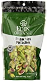 Eden Foods Organic Shelled & Dry Roasted Pistachios, 113 gm