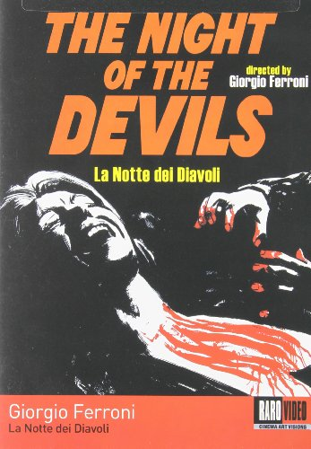 DVD : The Night Of The Devils