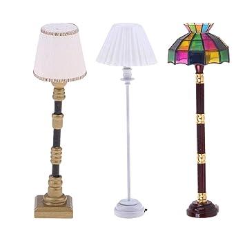 F Fityle 3 Piezas Modelo de Lámpara de Pie Accesorios para ...