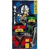 Lego Ninjago Movie 'ninja' Kids Towel