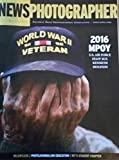 img - for News Photographer Magazine May June 2016 book / textbook / text book