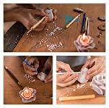 Pottery and Clay Sculpting Double Sided Tool Set