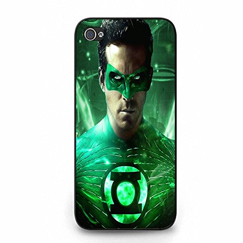 Samsung Galaxy S5 I9600 Cartton Movie Cover Shell Personalized Powerful Nathan Fillion DC Marvel Superhero Comic Green Lantern Phone Case Cover for Samsung Galaxy S5 I9600