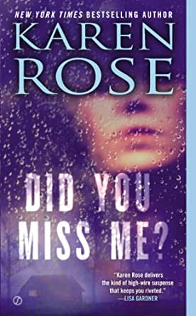 Did You Miss Me? (Romantic suspense Book 14) - Kindle