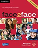 face2face Elementary Student's Book with DVD-ROM. 2nd.