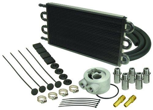 - Derale 15502 Engine Oil Cooler Kit