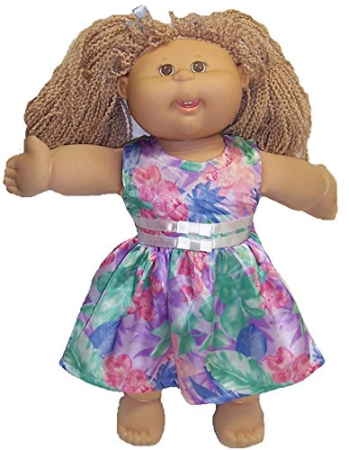 Doll Clothes Super store Pink Princess with Designer Material Fit Cabbage Patch Kid Dolls