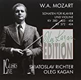 Oleg Kagan Edition, Vol. III: Mozart: Sonaten fur
