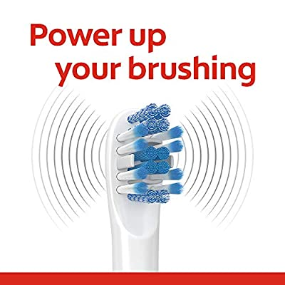 Colgate 360 Advanced Whitening Battery Powered Toothbrush