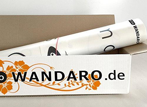 Wandaro Wandtattoo Fussball I 70 X 50 Cm I Jugendzimmer