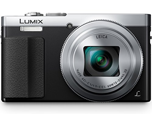 PANASONIC LUMIX ZS50 Camera, 30X LEICA DC Vario-ELMAR Lens, 12.1 Megapixels, High Sensitivity Sensor, Eye Viewfinder, DMC-ZS50S (USA - Panasonic Camera Super Zoom