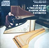 Treasury of Harpsichord Favorites