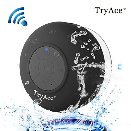tryace-wireless-bluetooth-30-waterproof-shower-speaker-with-built-in-mic-control-buttons-and-dedicat