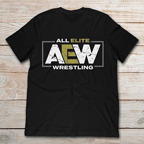 All Elite AEW Wrestling AEW Logo.