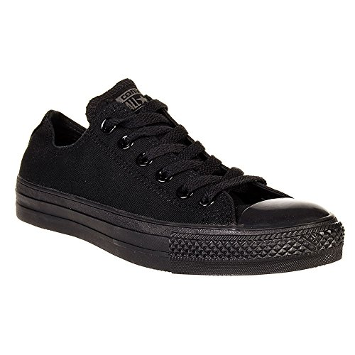 Converse Unisex Chuck Taylor All Star Low Top Black Monochrome 7 Sneakers - 7 Monochrome D(M) US B01LZBWISV Shoes fb7258