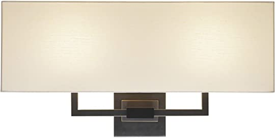 Sonneman 3383-51 Two Light Wall Sconce from The Hanover Collection