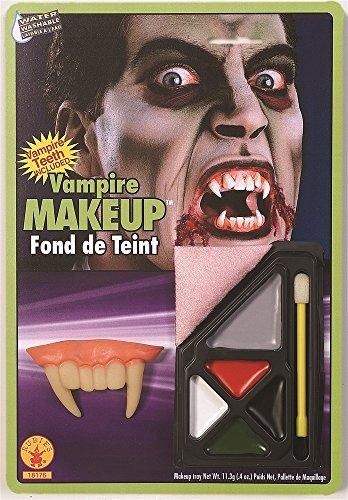 Vampire Costumes And Makeup (Rubie's Costume Co Vampire Makeup Kit)
