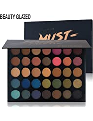 Beauty Glazed Makeup Eyeshadow Palette 35 Colors Eye...