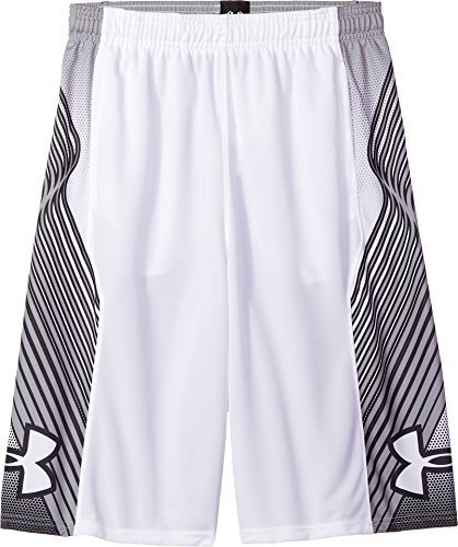 35a88d532f98be Under Armour Boys Space The Floor Shorts