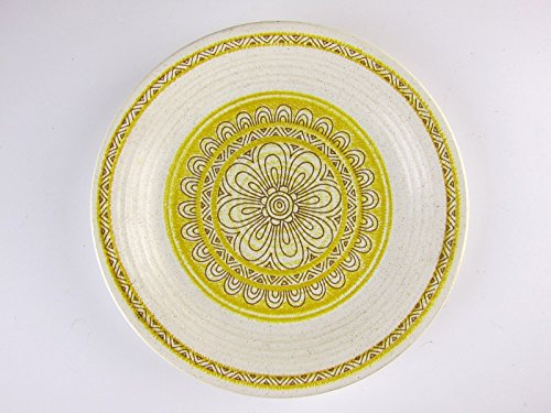 Franciscan Hacienda Earthenware - Franciscan China HACIENDA Gold Bread and Butter Plate(s) EXCELLENT