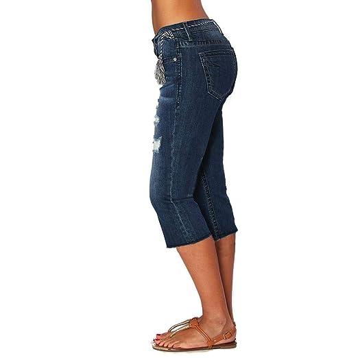 Amazon.com: Grace in LA JCW-9257 - Pantalones vaqueros para ...