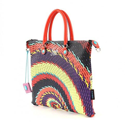 GABS donna borsa trasformabile G3STUDIO-E17 PN S0253 M Multicolore