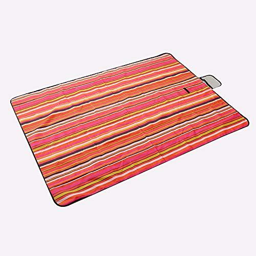 QINCH Home Outdoor-Picknick feuchtigkeitsdichten Kissen Picknick Frühling Frühling Frühling Tour Rasen Wilde Decke wasserdicht aus Matte tragbare Falten (Größe   145  200cm) B07L12X4JH | Louis, ausführlich  f27f4a