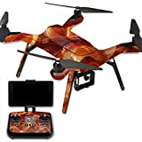 MightySkins Protective Vinyl Skin Decal for 3DR Solo Drone Quadcopter wrap cover sticker skins Bacon