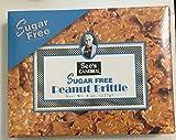 See's Candies Sugar Free Peanut Brittle 8 Oz by See's cadies