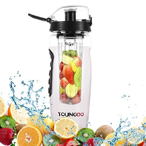 900 ml water bottle - 4