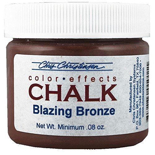 Image of Chris Christensen Color Effects Blazing Bronze Chalk .08oz