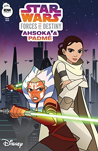 [Read] Star Wars Adventures: Forces of Destiny—Ahsoka & Padme<br />KINDLE